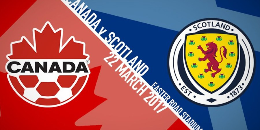 Canada to Play Scotland in March Exhibition