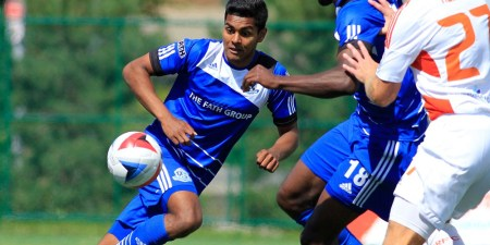 FC Edmonton Sell Rights for Shome to MLS