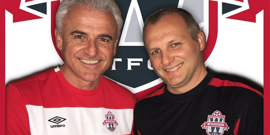 Piatkiewicz Takes Coaching Reins at Windsor TFC