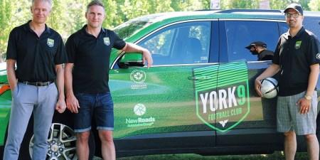 York 9 FC Joins Canadian Premier League