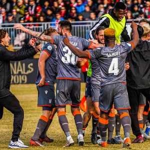 Forge FC crowned 2019 CPL Champions