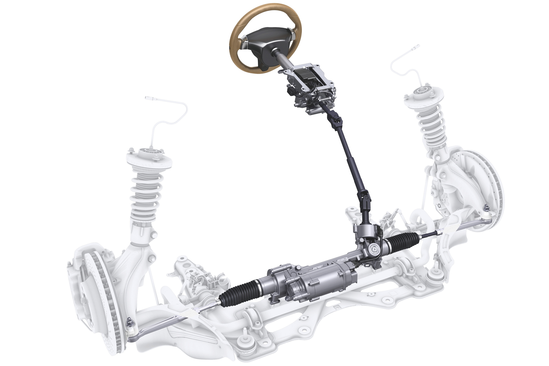 Technology explained: Electrical power-assisted steering