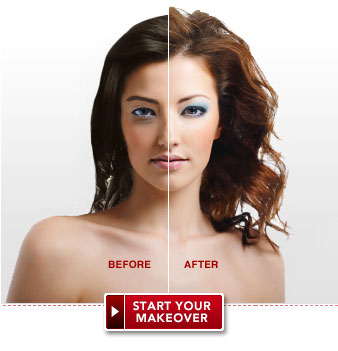 Virtual Makeover Free Instant Makeover At Total Beauty