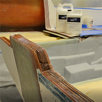 Let TotalBoat Penetrating Epoxy Cure Completely