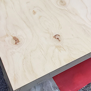 Epoxy Marble Effect Tutorial - Level & prep your countertop