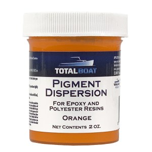 TotalBoat Pigment Dispersion 2oz Orange