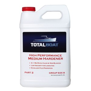 High Performance Epoxy Medium Hardener