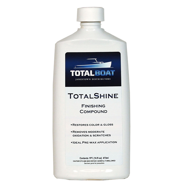 TotalShine Finishing Compound