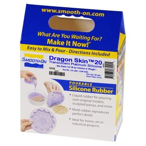 Platinum-Cure Pourable Mold Making Silicone Rubber