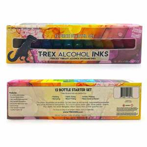 Alcohol Ink Pigments