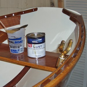 Lust Rapid Recoat Marine Spar Varnish