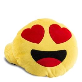 Coussin Smiley Crotte Oreiller Moji Petit Caca