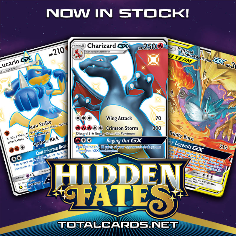163 (68 normal, 1 secret, 94 shiny) the hidden fates set is a set focused onvarious flying and poison pokémon with a large shiny pokémon subset. Pokemon Hidden Fates Single Cards Now Available - TotalCards.net