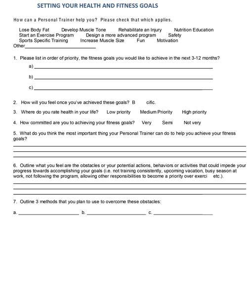 Gym Safety Checklist Gymtutor Co