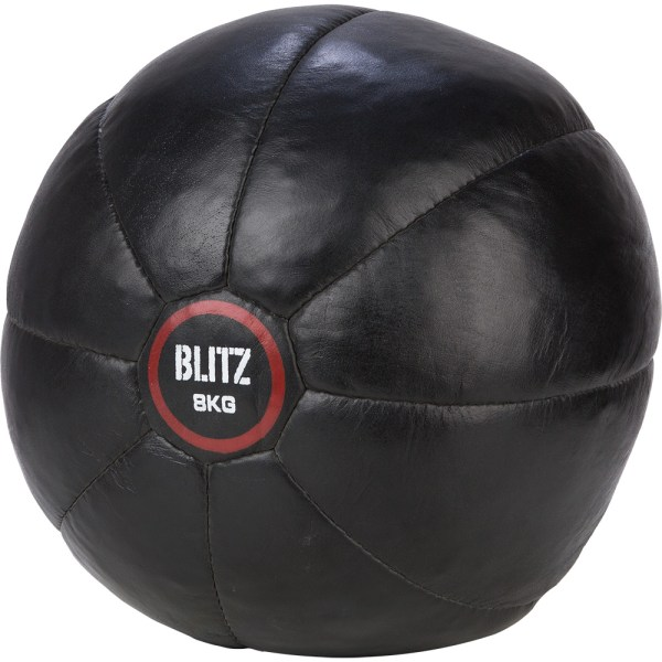 Leather Medicine Slam Ball