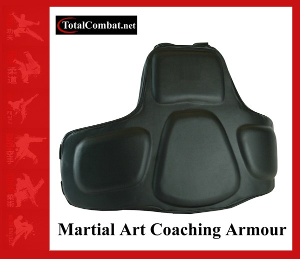 Martial art coaching armour