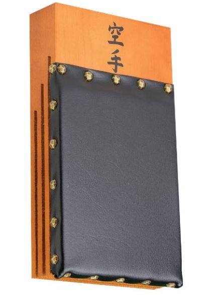 wooden makiwara