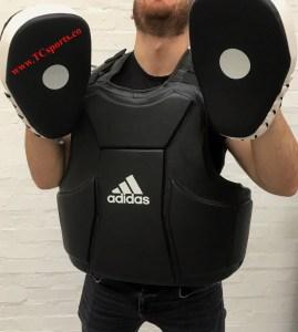 Adidas Heavy Duty Boxing Chest Guard