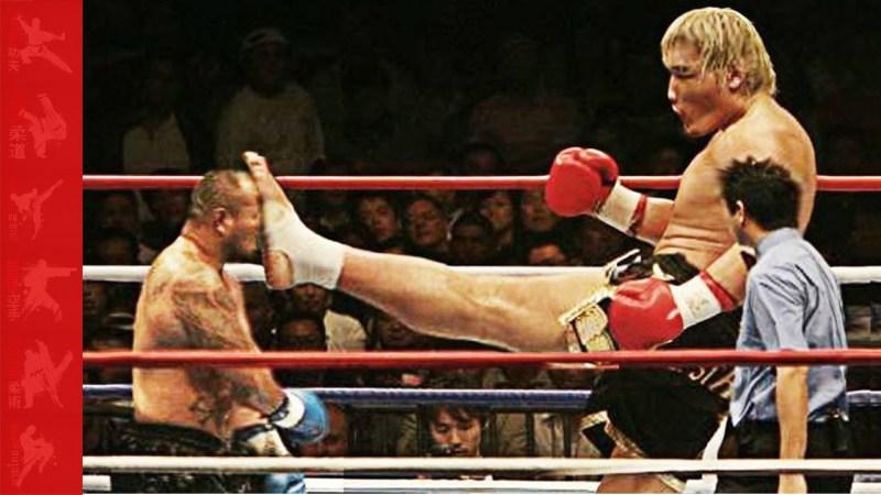 david vs goliath mma fight