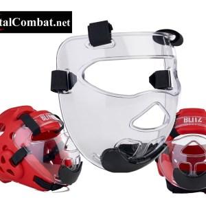 EVA Scorpion Face Mask