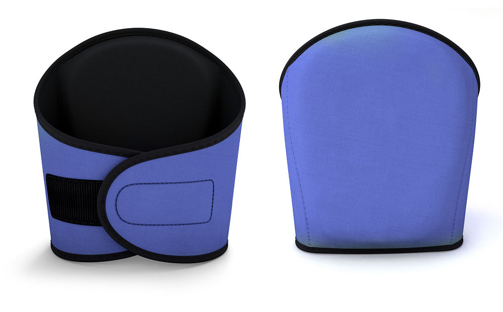 Yoga Knee Pads Advanced Memory Foam