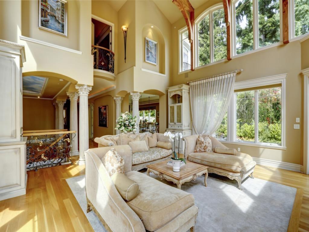 new style of sofa set small sectional sleeper sofas sala de estar luxo, chiques e modernas: mais 89 ...