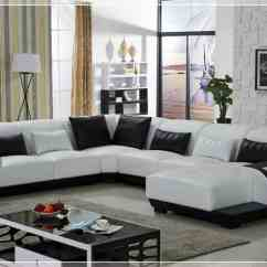 Small Living Room Sectional Sofa Navy Leather Sofá De Canto Para Sala: +145 Fotos E Ideias! - Total ...