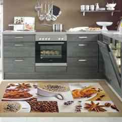 Machine Washable Kitchen Rugs White Cabinets Design Amusing Runner With