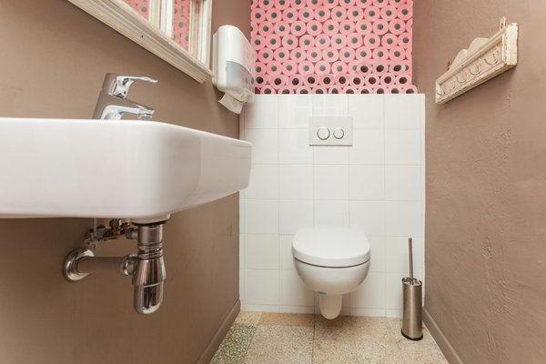 Arredare un bagno piccolo rettangolare idee consigli e