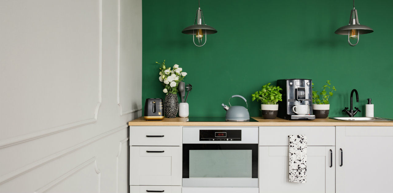 10 opzioni ideali per la cucina. Colori Pareti Cucina Moderna Classica Rustica E Legno