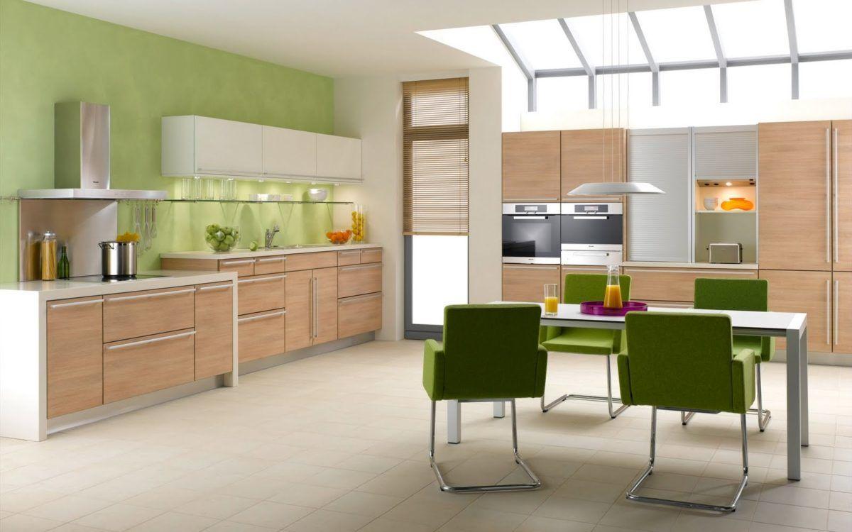 Che colore può avere la parete con una cucina in noce? Colori Pareti Cucina Moderna Classica Rustica E Legno
