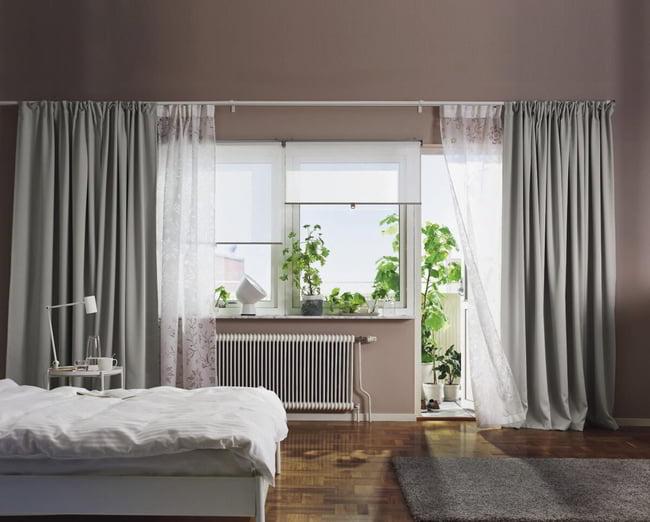 Installabili fai da te sia a parete che a soffitto. Tende Ikea 2021 Idee Da Esterno Oscuranti A Pannello O A Rullo
