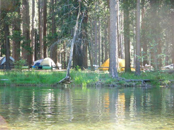 reserve a camp site Total Escape