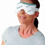 Treatment of Irritated Eyes with Moist Heat