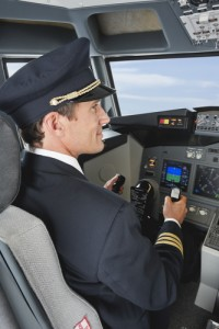 Pilot, Peripheral Vision and Visual Field Test