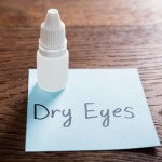 Long term treatment of dry eyes