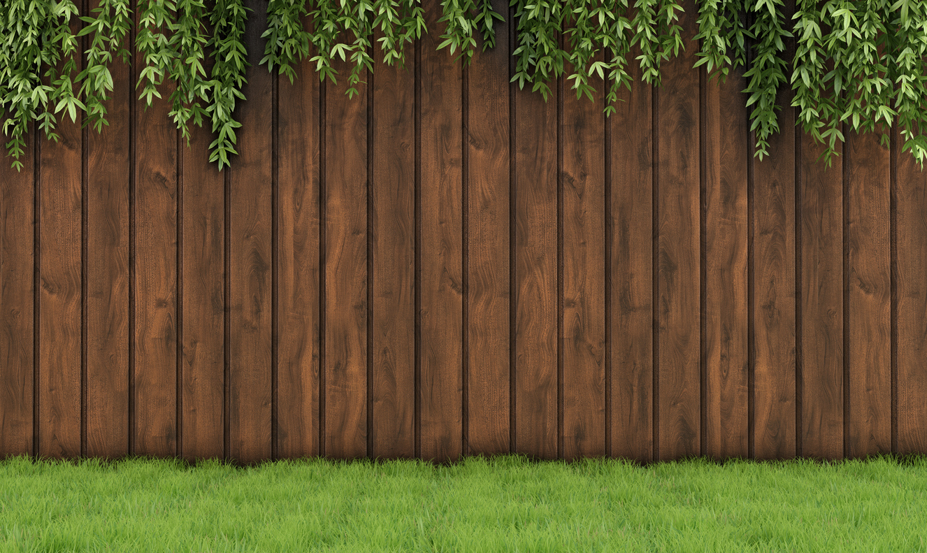 How to Stain a Wood Fence  Way to Stain a Wood Fence