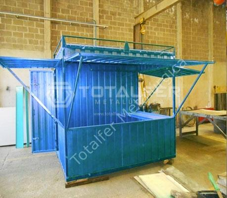 Container para Food Truck
