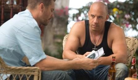 Paul Walker a Vin Diesel