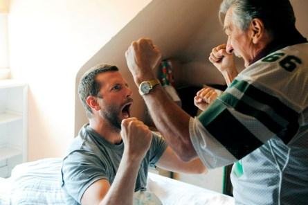 Bradley Copper a Robert De Niro (foto: Film Forum CZ )