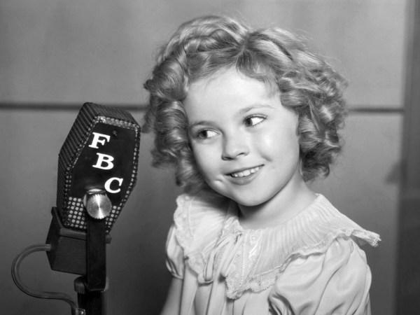Shirley Temple (foto: archiv)