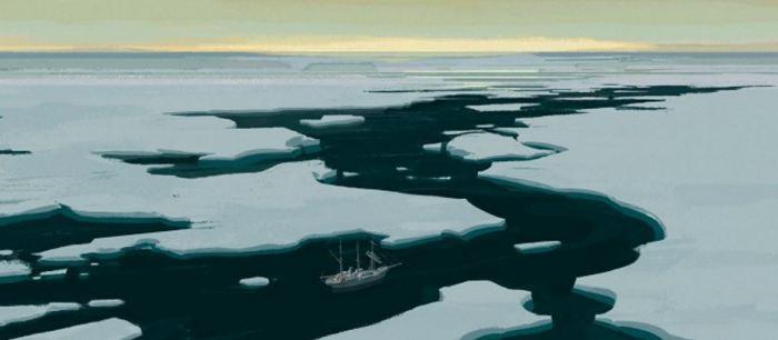 Až na severní pól (foto: Artcam)