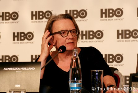 Agnieszka Holland (foto: Totalfilm.cz)