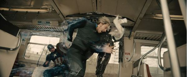 Avengers: Age of Ultron (foto: Falcon) - Quicksilver