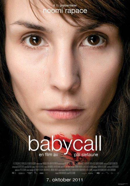 Babycall plakát