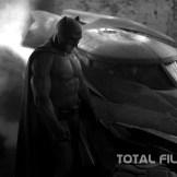 Ben Affleck v kostýmu Batmana