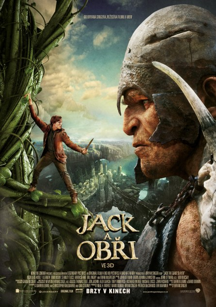 Jack a obři plakát