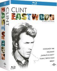 Clint Eastwood kolekce peti filmu_BOX_5x_BD_3D