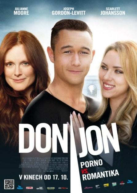 DON JON plakát