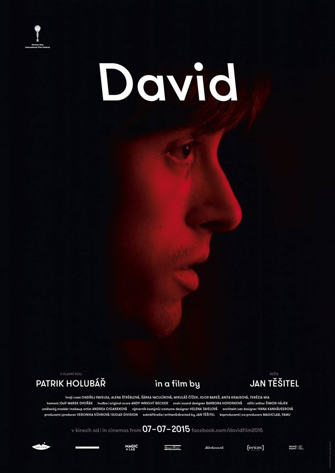 David plakát